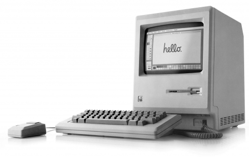 Macintosh 35 jaar.