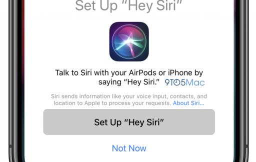AirPods 2 met Hé Siri in iOS 12.2.