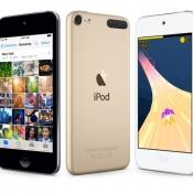 iPod touch kleuren