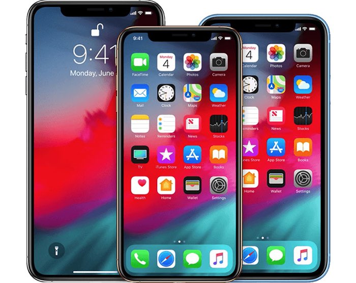 2018 iPhones: iPhone XR, iPhone XS en iPhone XS Max