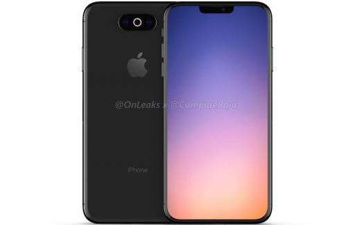 iPhone 2019 drie cameras