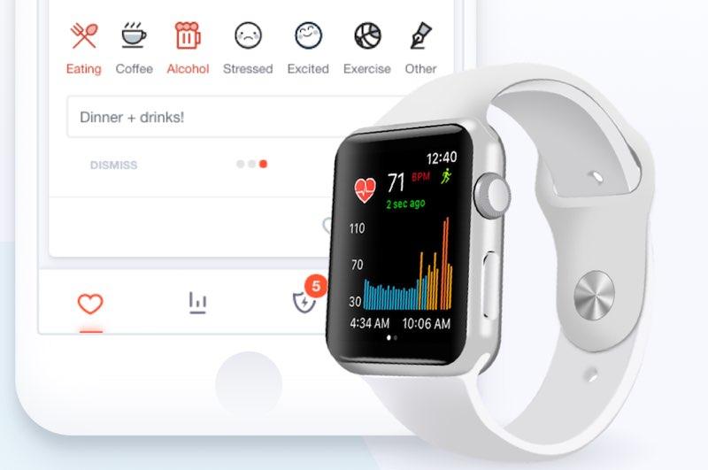 Cardiogram op Apple Watch