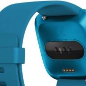 Fitbit Versa 2 Cyaanblauw