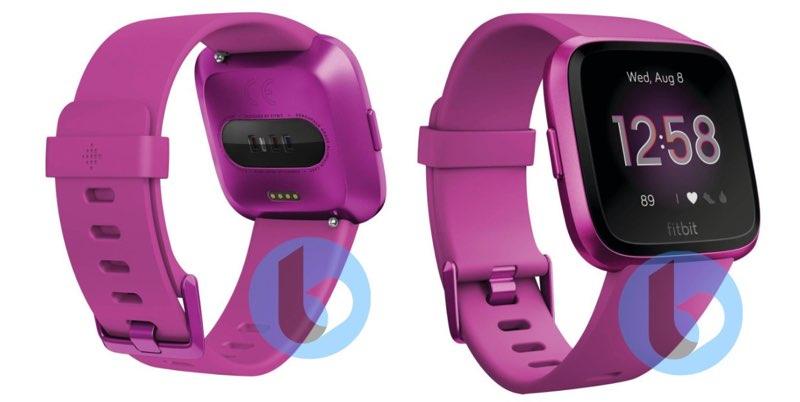 Fitbit Versa 2 pink