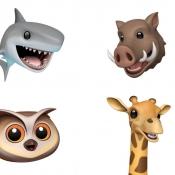 Animoji in iOS 12.2.