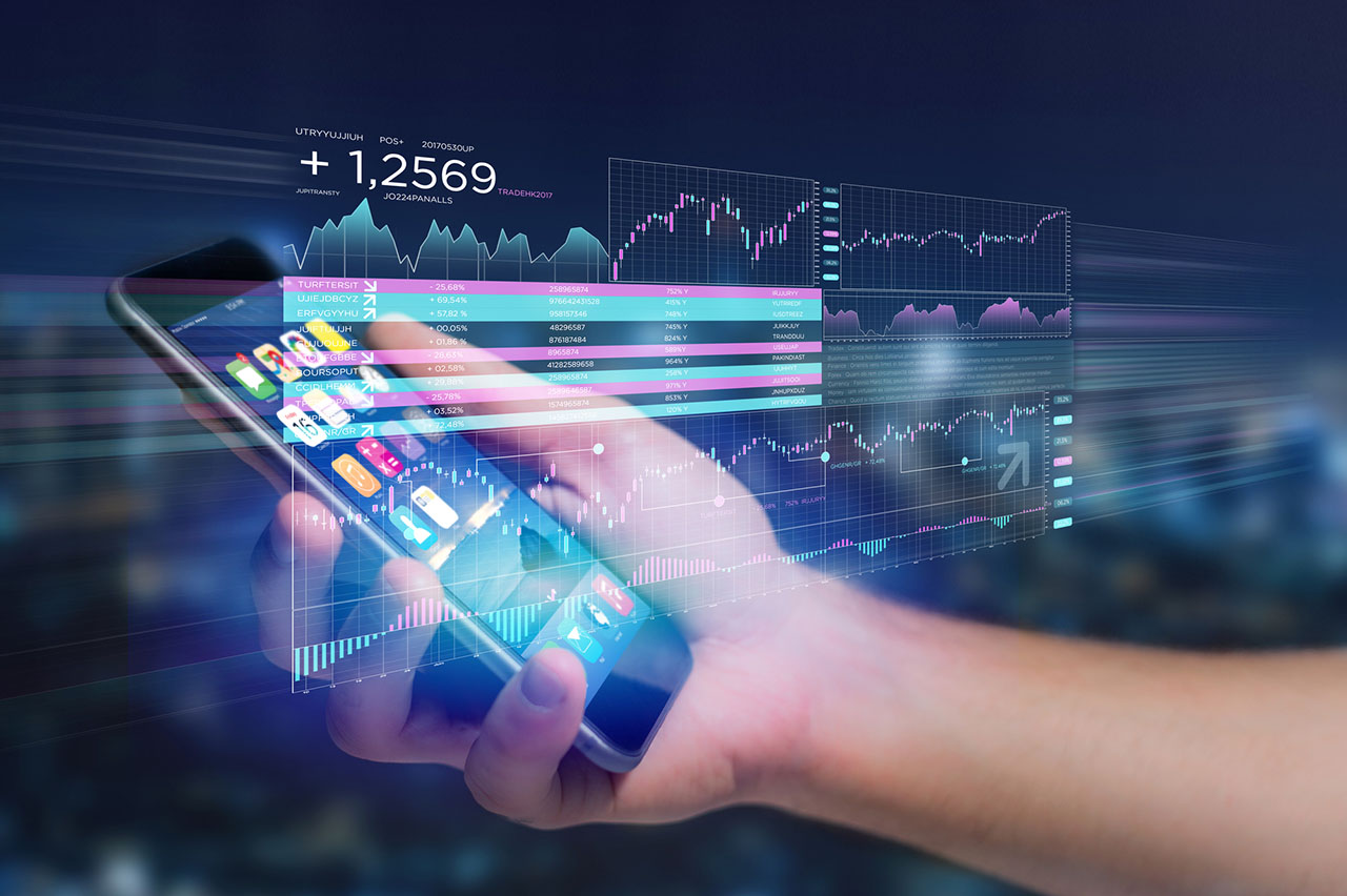 Onze trading apps