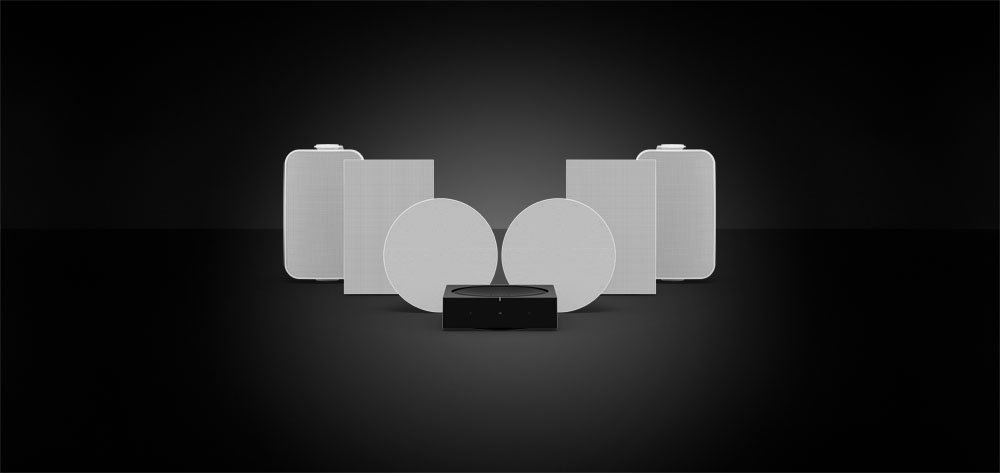 Sonos by Sonance-speakers
