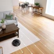 Roomba i7+ indeling kamer
