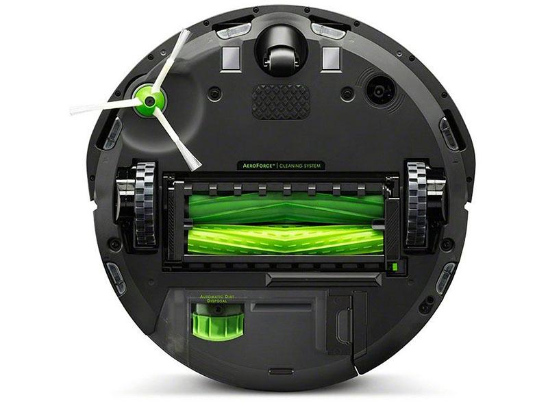 iRobot Roomba i7+ onderkant