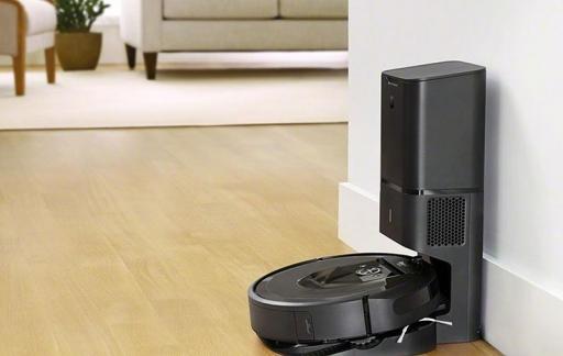 iRobot Roomba i7+ oplaadstation