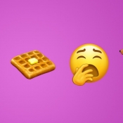 Gaap-emoji, wafel en meer.