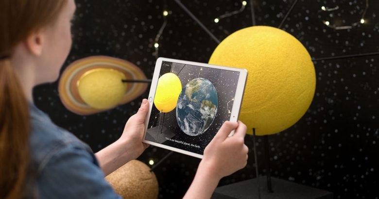Augmented Reality heelal