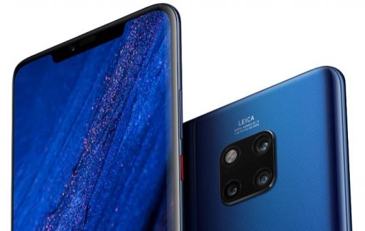 Chinese smartphones: Huawei