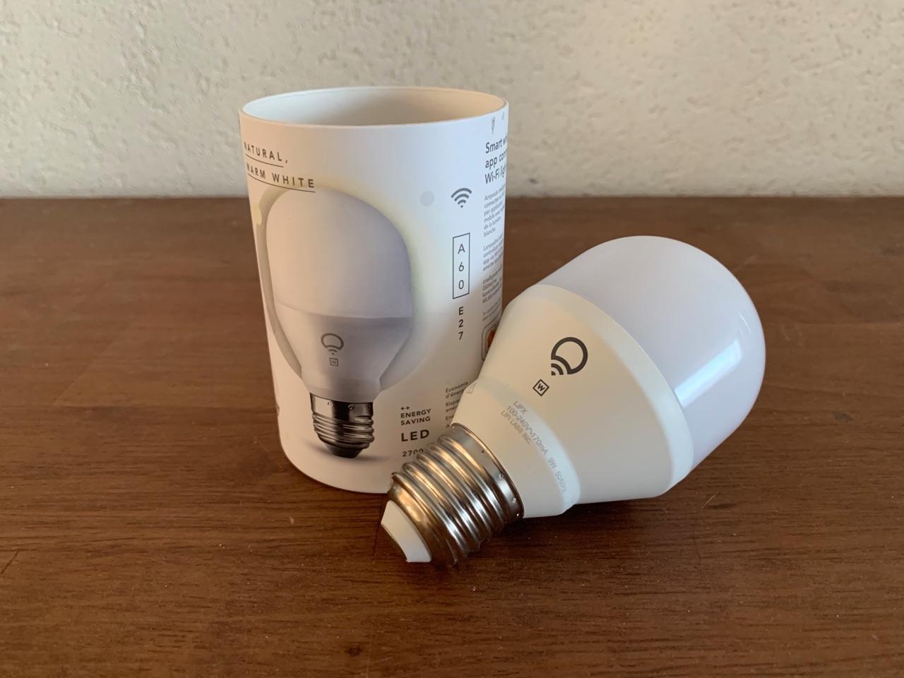 LIFX Mini-lampen