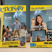 Pictionary Air verpakking