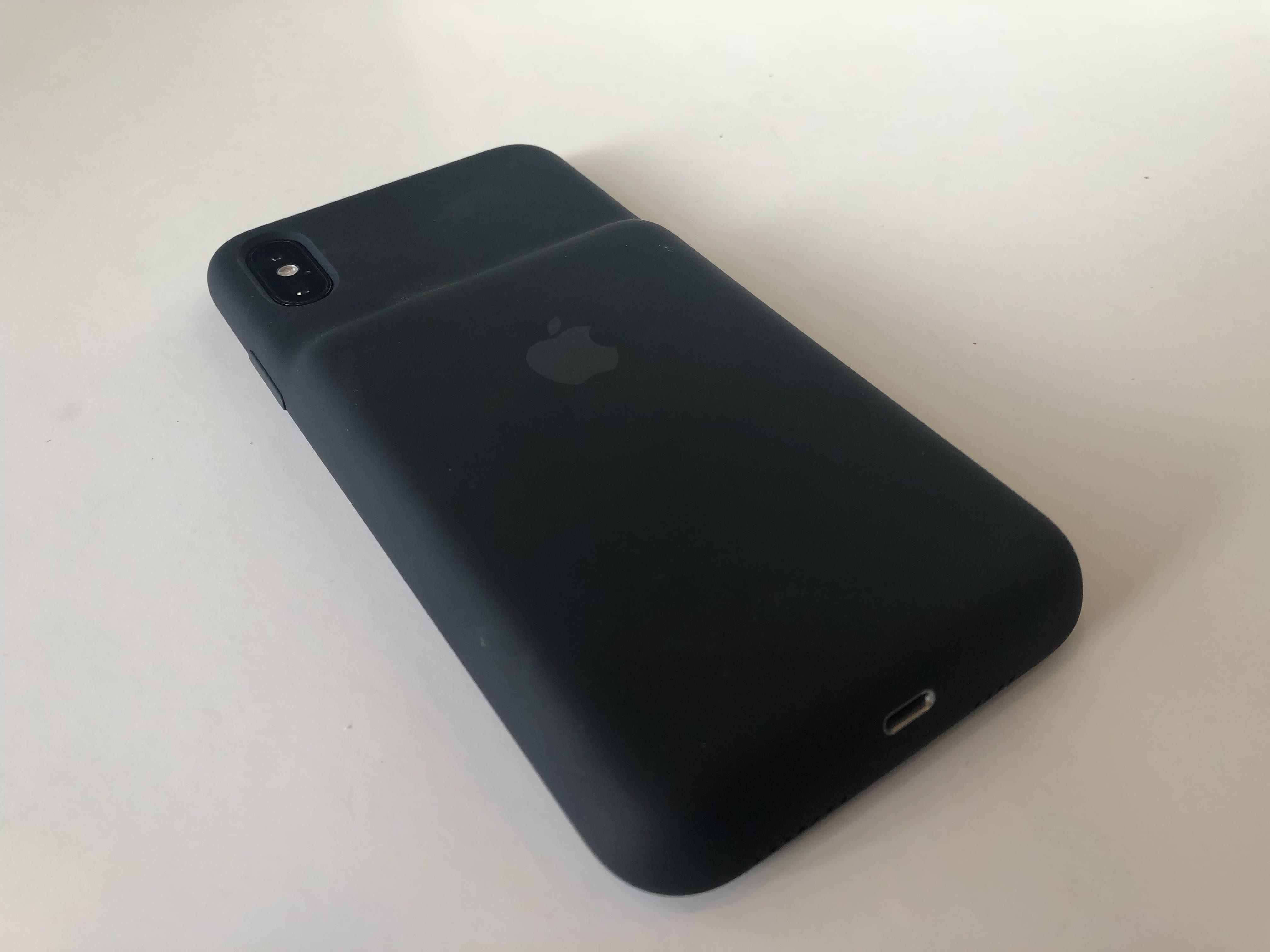 Smart Battery Case voor iPhone XS Max