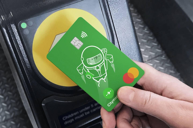 Citymapper ov-chipkaart