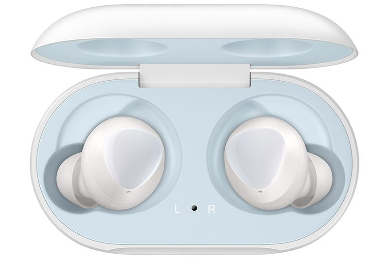 Samsung Galaxy Buds in oplaadcase