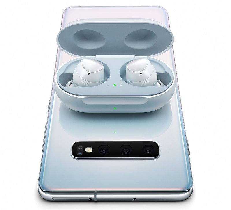 Samsung Galaxy vs iPhone XS: gratis Galaxy Buds