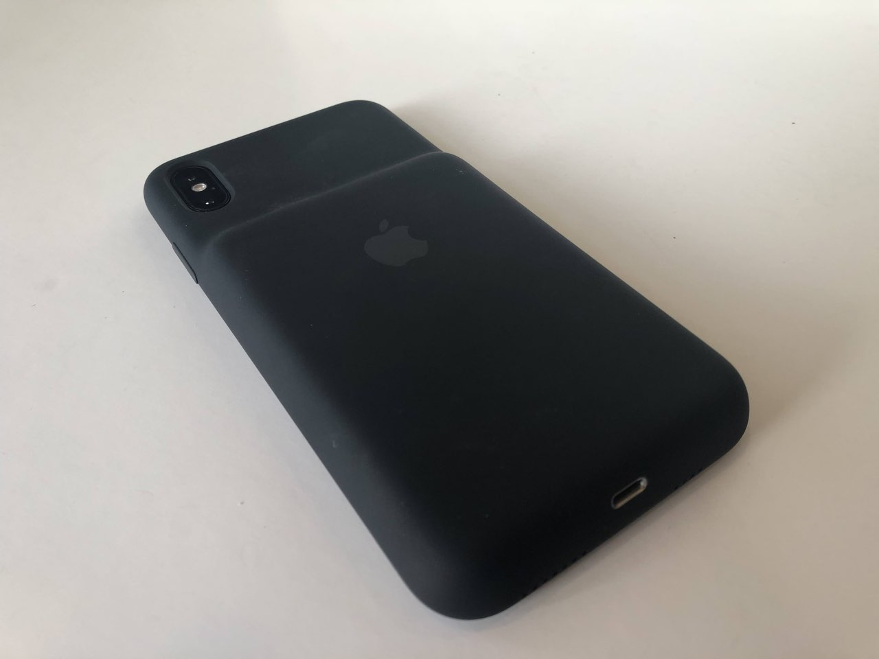 Smart Battery Case review voor iPhone XS Max