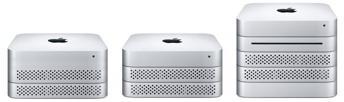 Stapelbare Mac Pro