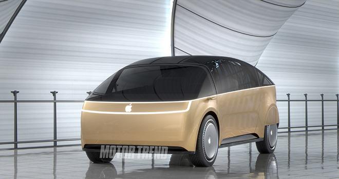 Project Titan elektrisch busje