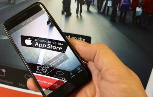 Nfc tag kopieren naar iphone 6