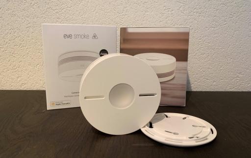Eve Smoke rookmelder.