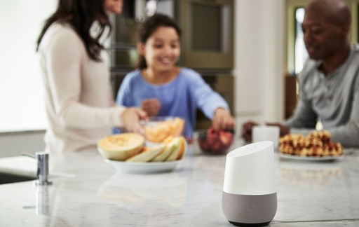 Google Home met Apple Music