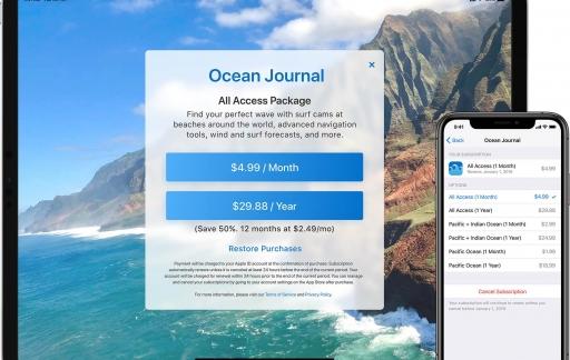 App-abonnementen aanbiedingen.