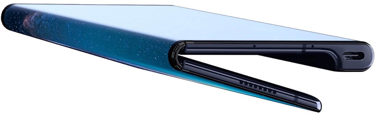 Huawei Mate X opvouwbare telefoon