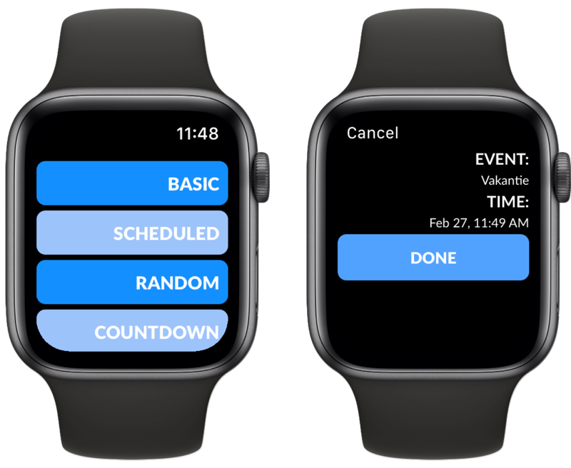 Complicate It op de Apple Watch instellen.