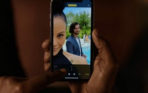 Apple muziek uit reclamespots