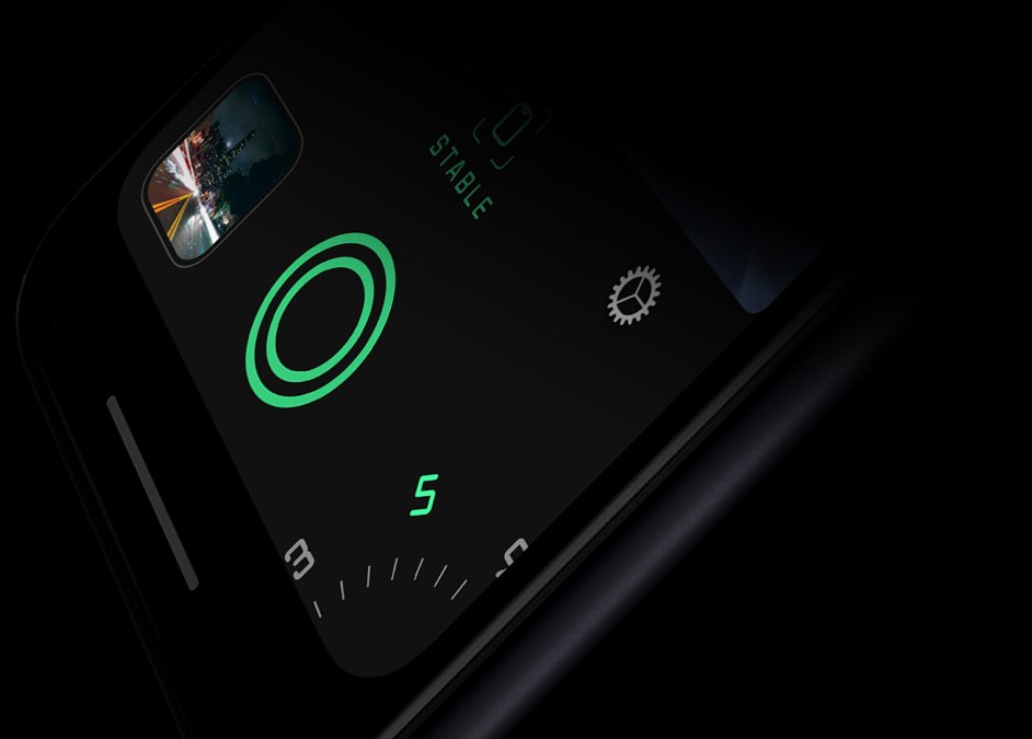 Spectre-app onderkant