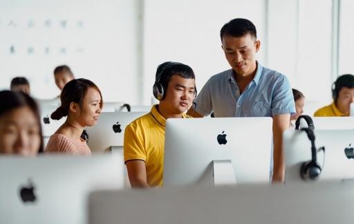Apple toeleveranciersrapport 2019 onderwijs
