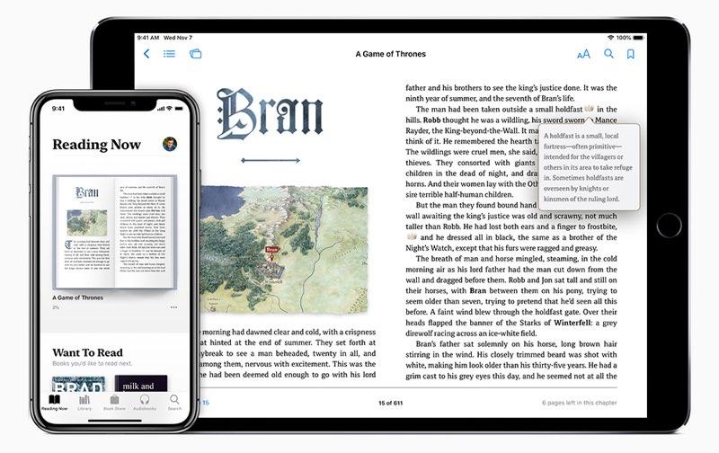 Apple Book Store boeken