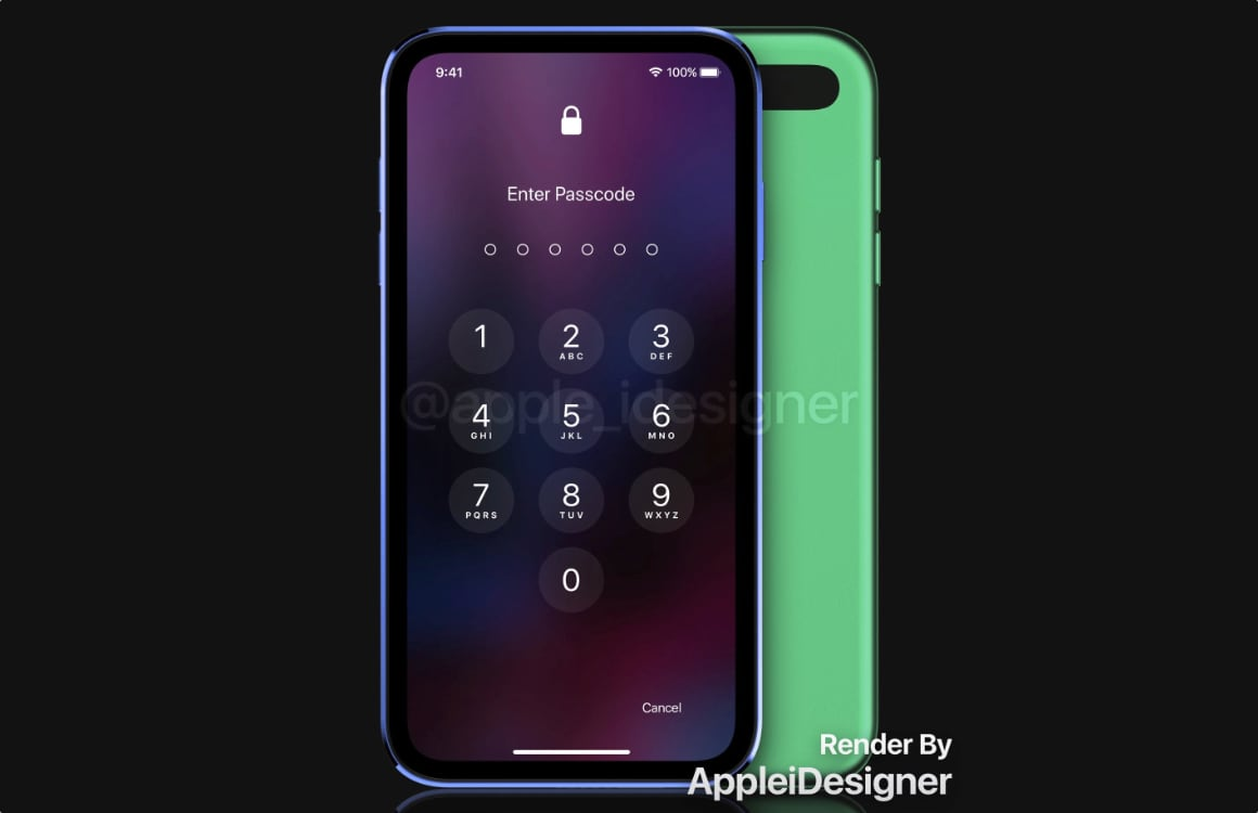iPod touch 2019 concept