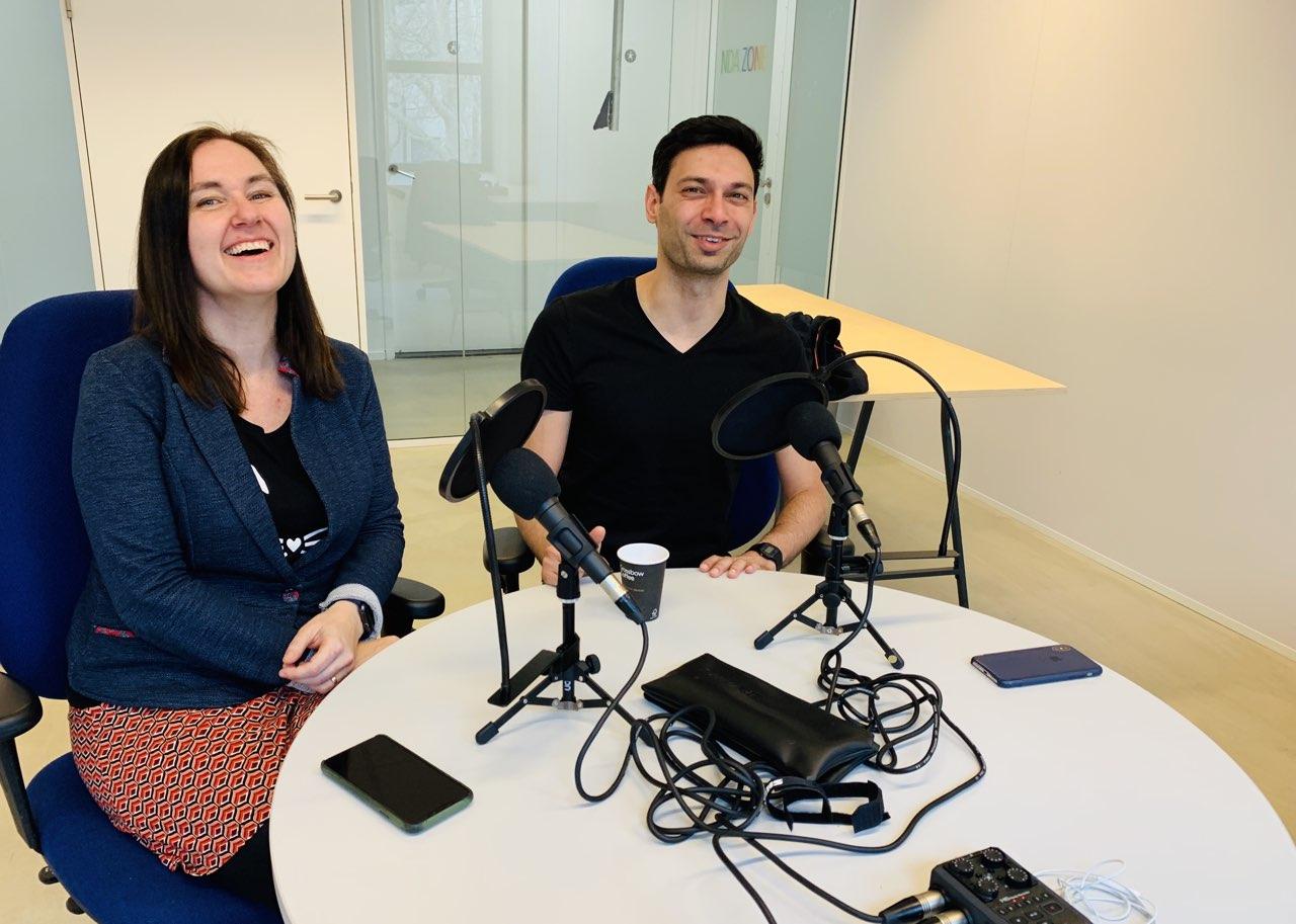 Interview bunq in de iCulture Podcast