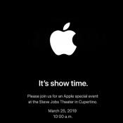 Officieel: Apple verstuurt uitnodigingen voor event op 25 maart