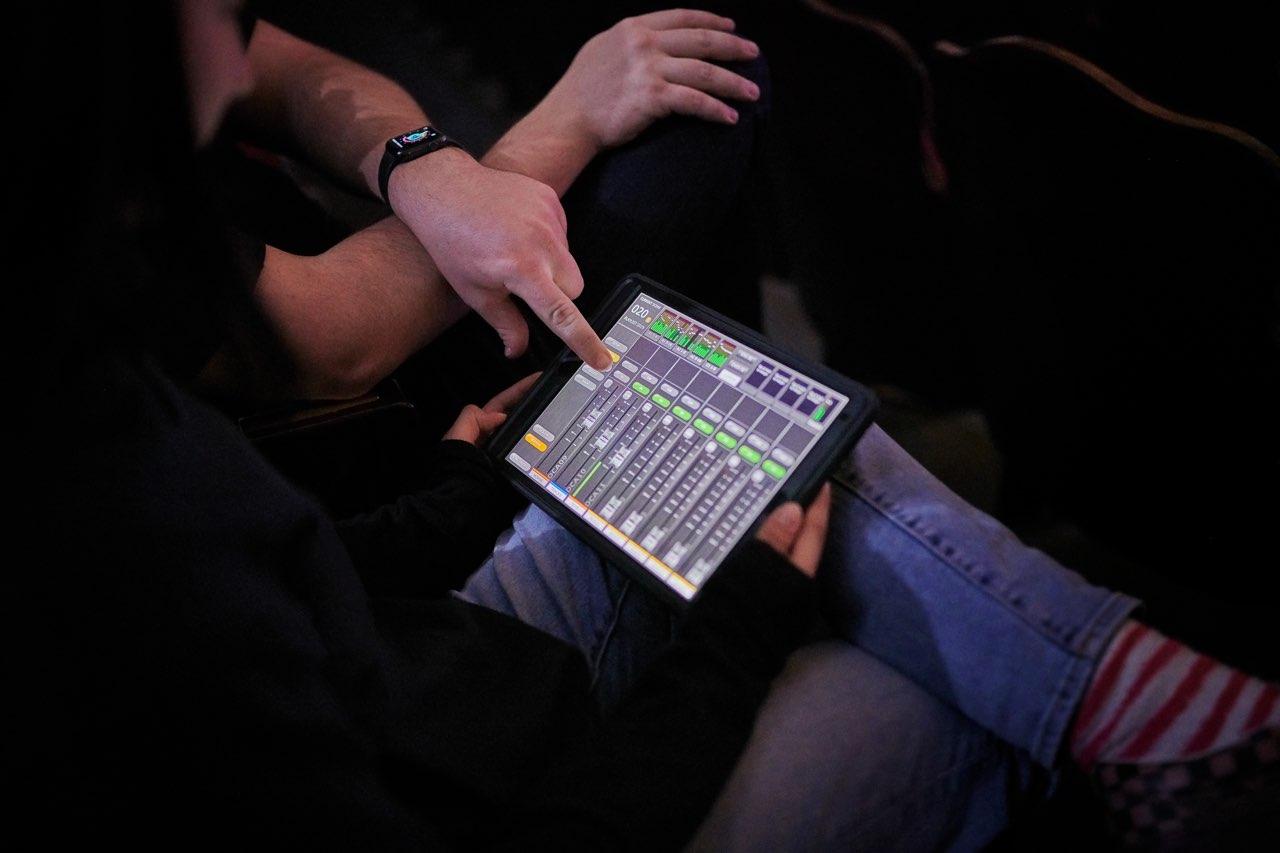 Apple: muziekles op school