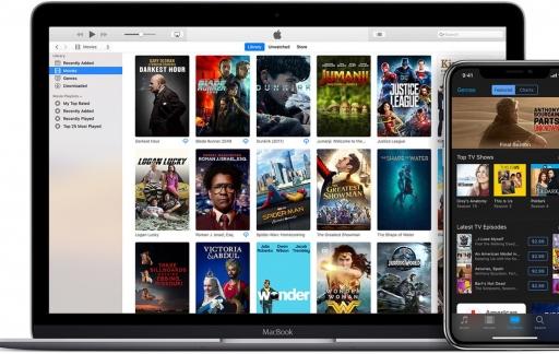Apple TV-dienst