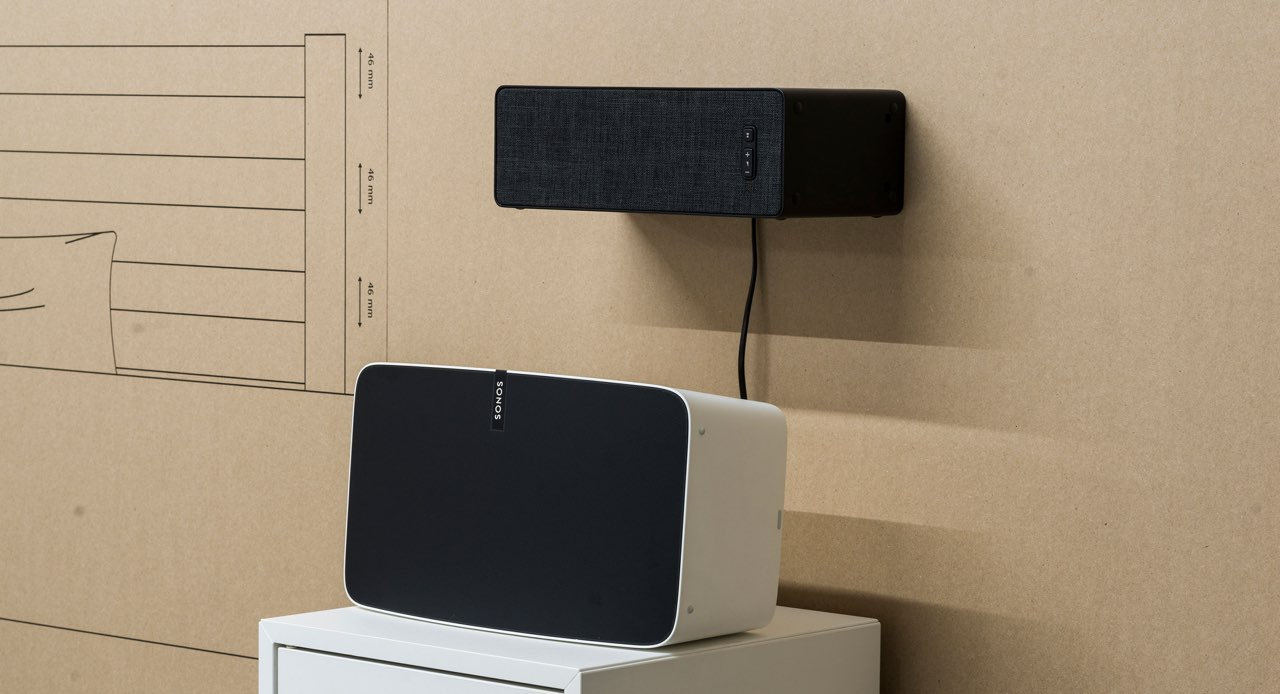IKEA Sonos Symfonisk-speakers