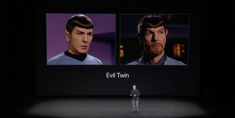 Apple evil twin, FaceID voor tweelingen