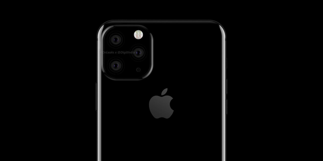iPhone 11 cameralenzen