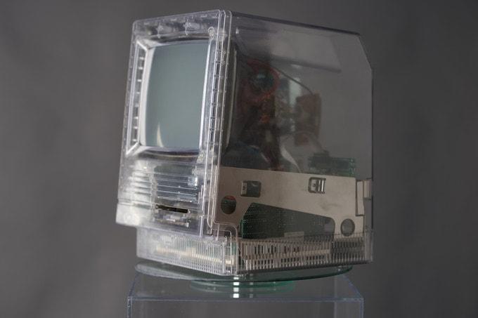Macintosh Clear CaseMacintosh Clear Case