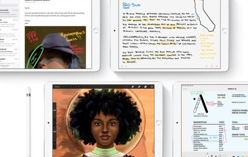 iPad Air 2019 tekenen en schrijven met Pencil.