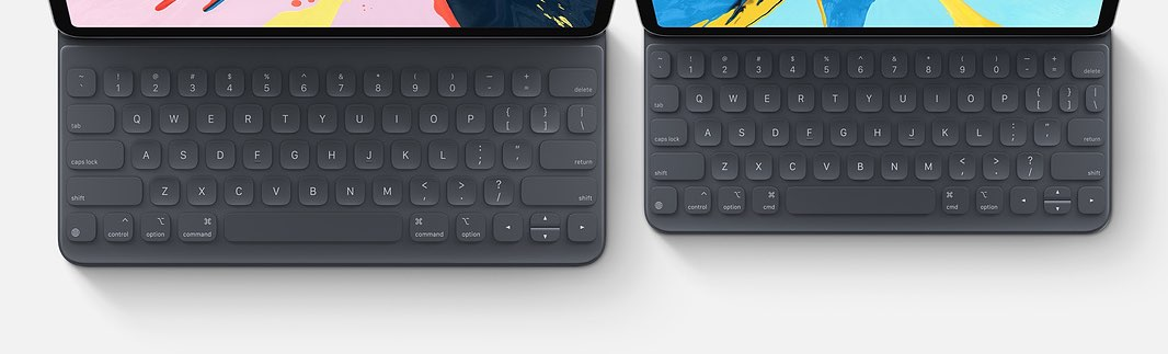 Smart Keyboard Folio voor iPad (Pro)