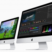 iMac 2019 in twee formaten.