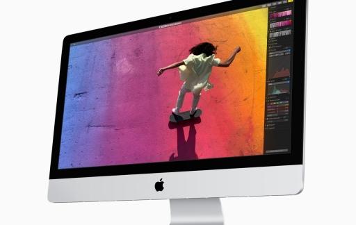 iMac 2019 schermkleuren