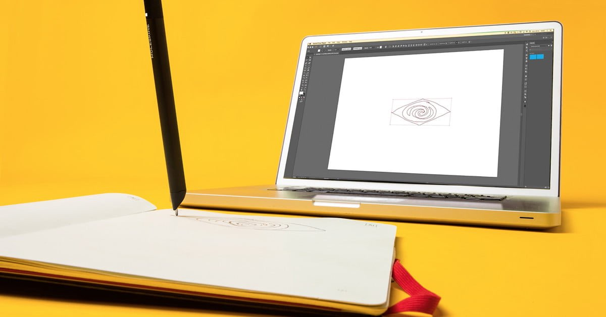 Moleskine Creative Cloud Paper Tablet